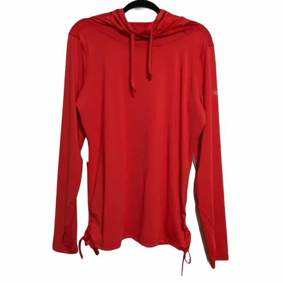 ExOfficio Sol Cool Long Sleeve Hooded Top Pocket